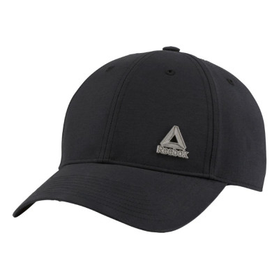 Бейсболка Active Foundation Badge Cap, черная