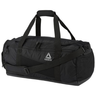 Сумка спортивная Duffle Bag, черная